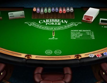 Rules of Caribbean Stud Poker: Betting Guide