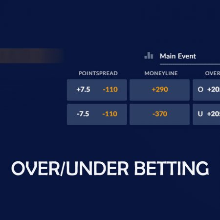 Over/Under Betting: Important Things to Know