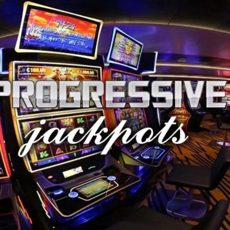Progressive Jackpots in Casino Slots: Betting Guide
