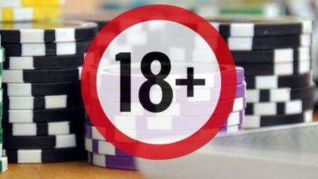 What is the Legal Age to Gamble?