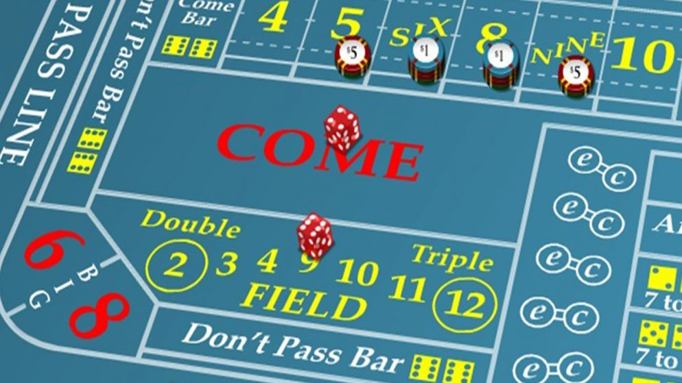 Strategies For Playing Craps