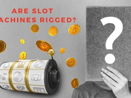 Are slot machines rigged? Real facts about casino slots