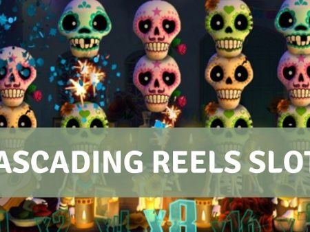 Cascading Reels Slots: How does this slot machine works?