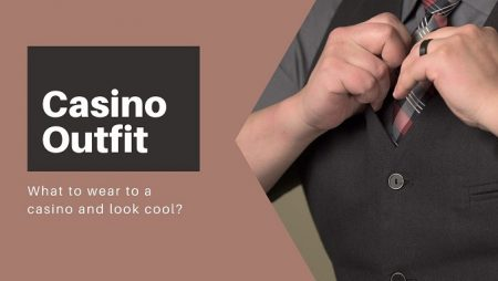 Casino outfit: What to wear to a casino and look cool?