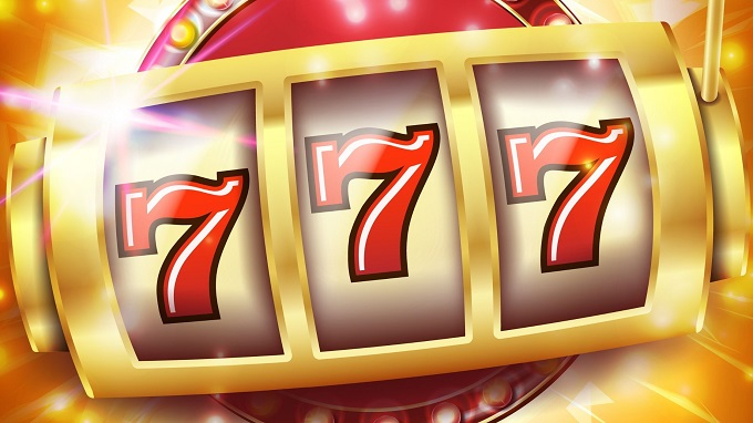 What is the hit frequency of slot machines?