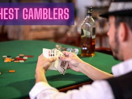 Richest Gamblers: Who are the most successful gamblers of all time?