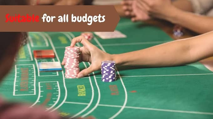 What are the pros of gambling online?
