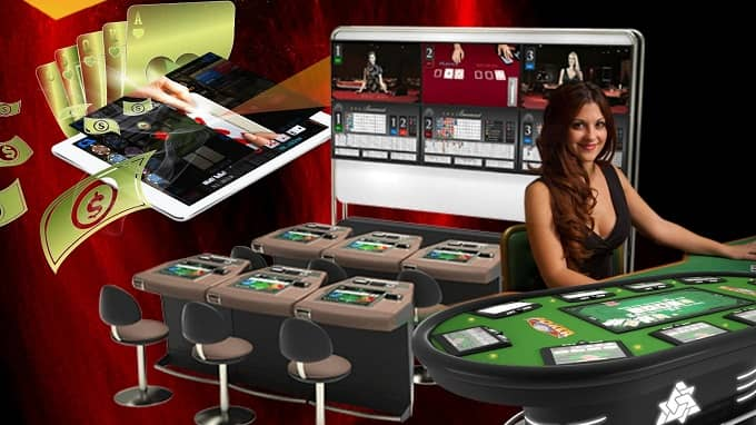 What are the different Live Dealer Games in Singapore?