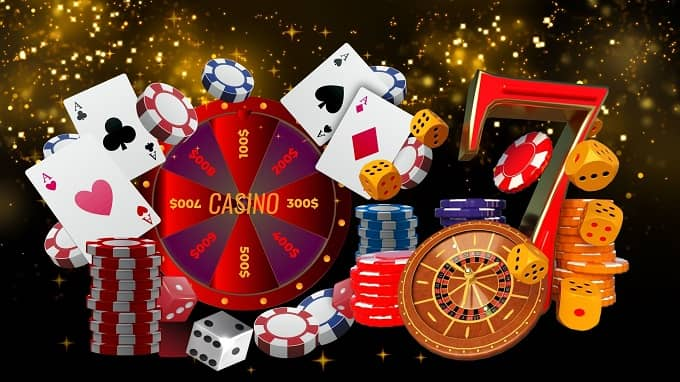 How to get money from online casino?