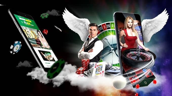 What are the common gambling phrases?
