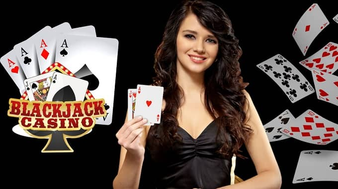 How to play Atlantic City Blackjack Gold Game online?