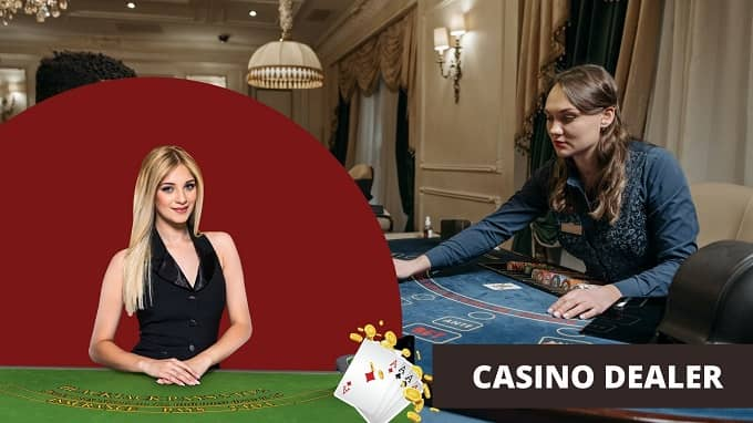 What are the different casino positions and their job description?
