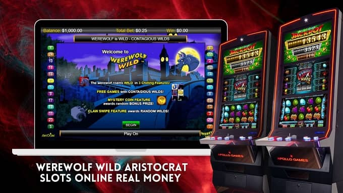 What are the hottest Aristocrat slots today?
