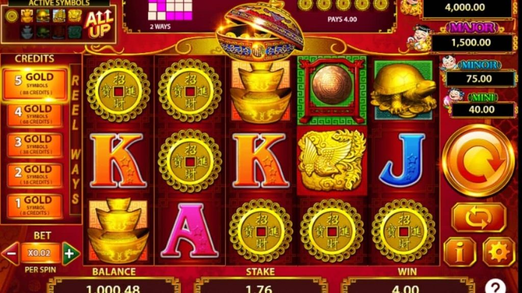 Can you play 88 Fortunes online for free?