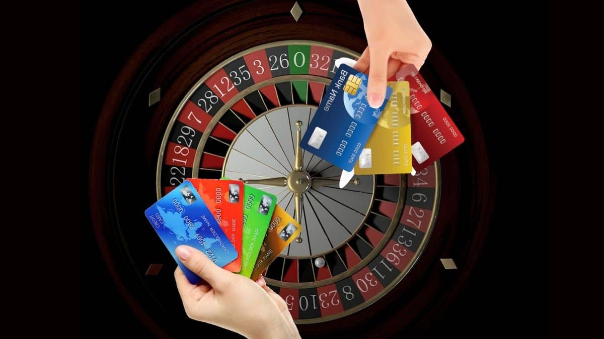 Winning strategy on Credit Card Roulette
